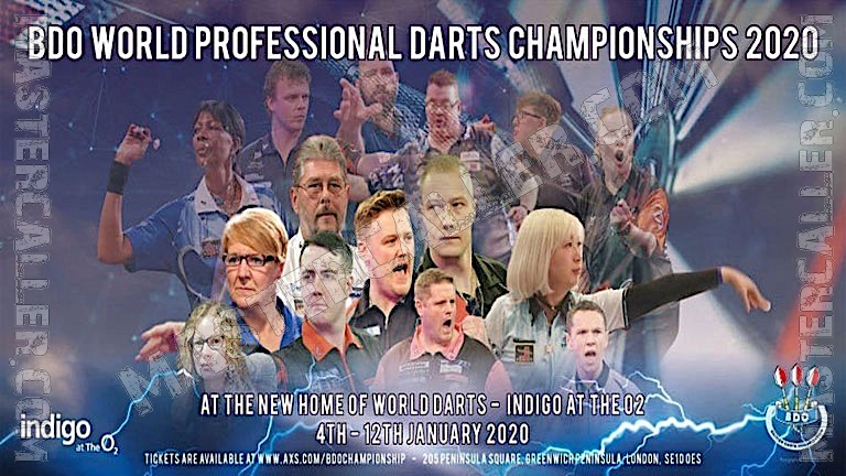 Bdo World Championship 2021