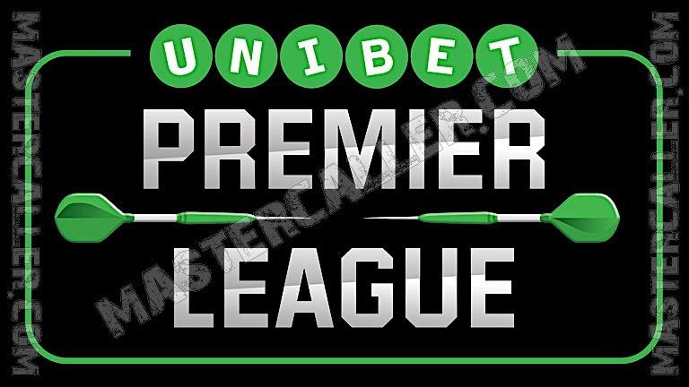 premiere league darts 2019